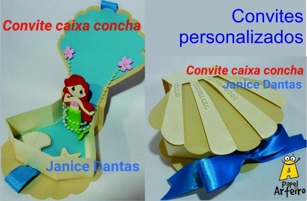 convite concha